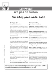 tract saisonniers 2012