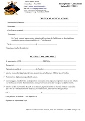 Fichier PDF athletic sportif maher fiche medical