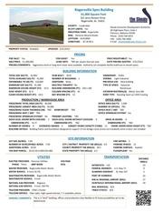 rogersville spec building building report