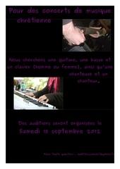 Fichier PDF appel musiciens