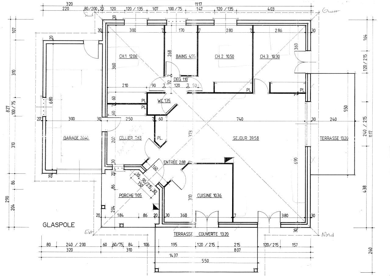Plan Maison Fichier Pdf