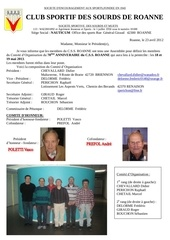 lettre annuaire 70 p sb doc