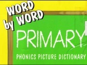 english word by word primary phonics picture dictionary