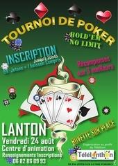 affiche poker 08 20122