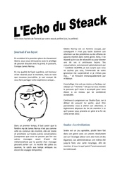 Fichier PDF echo du steack 1