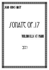 Fichier PDF cello sonata op 17
