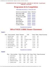 Fichier PDF championnats de tunisie poussins