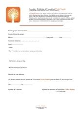 Fichier PDF formulaire d adhesion groupes