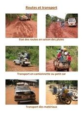 planche routes et transport