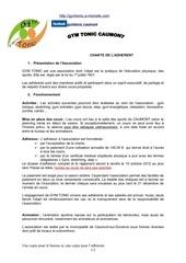 charte de l adherent 2011 modifiee le 25 juin 2012
