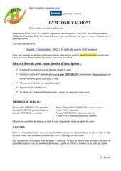 lettre d accompagnement inscription 2012 2013