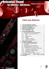 Reloaded_Users_Manual_210_fr.pdf - page 3/30