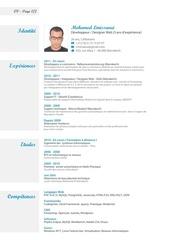cv page 01