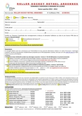 Fichier PDF dossier adhesion 2012 2013