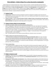 Fichier PDF fiche methode etude critique de docs geo