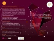 programme correspondances 1