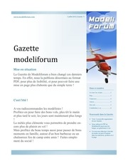 gazette modeliforum 10