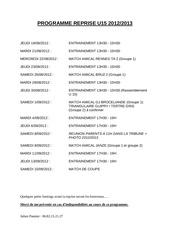 Fichier PDF programme reprise u15 2012