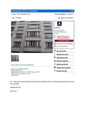 location strasbourg 1