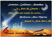 conference ramadhan