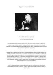 Fichier PDF biographie de alexander graham bell