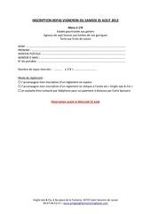 Fichier PDF inscription repas vigneron du samedi 25 aout 2012