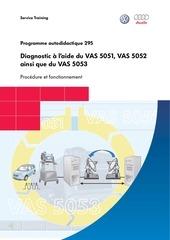 ssp295 diagnostique a l aide du vas50 51 50 52 50 53 f1 1