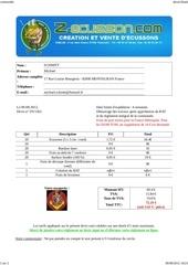 Fichier PDF commande pucelle