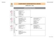 cd63 poules seniors feminines departement 2012 2013