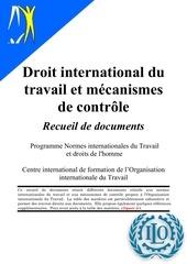 droit international du travail et mecanismes de controle
