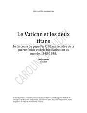 Fichier PDF le vatican et les deux titans