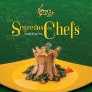 002 alta gastronomia receitas diversas livro segredos dos chefs sc 1