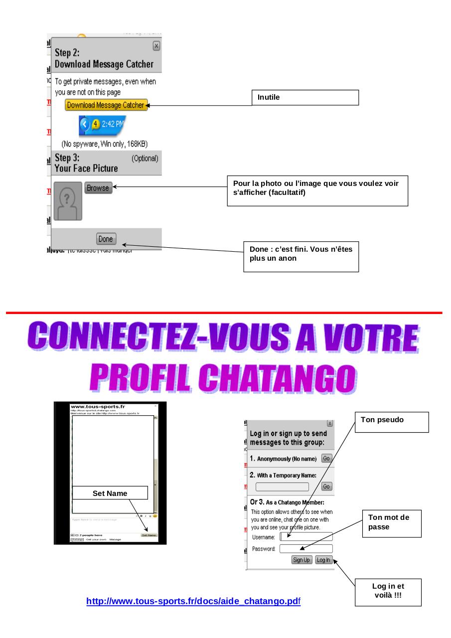 Chatango chat rooms list