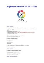 Fichier PDF reglement tournoi cfv