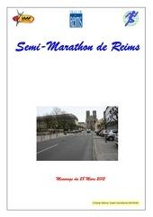 semi marathon points kilometriques et reperes reims a toutes jam
