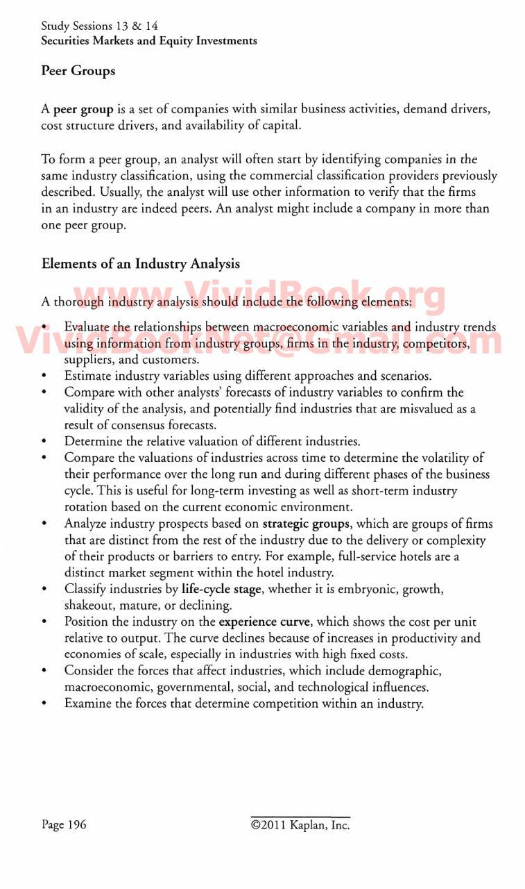 2011 Schweser CFA Level 1 Secret Sauce page003 - Fichier PDF