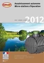 catalogue graf assainissement 2012 1