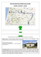 fundao itineraire 7 t vers aveiro