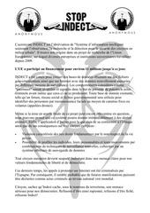 tract indect refait pdf