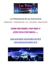 book tarifs 2012