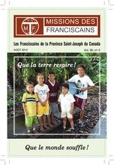 missions des franciscains aout 2012