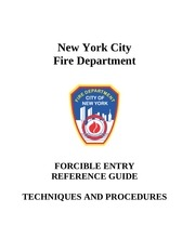 forcible entry fdny