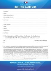 Fichier PDF ans bulletin dadhesion