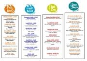 programme clubs ete 2012