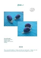 pattern snail