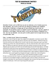test n 2 warioware twisted