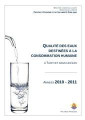 rapport ea 2010 2011