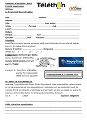 Fichier PDF telethon
