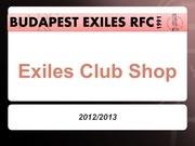 Fichier PDF exiles club shop catalog
