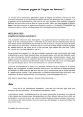 Fichier PDF gagner de l argent sur internet
